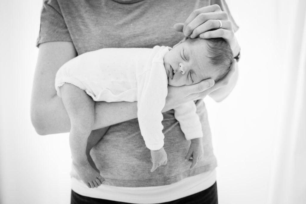 nyfödd nyföddfotografering stockholm