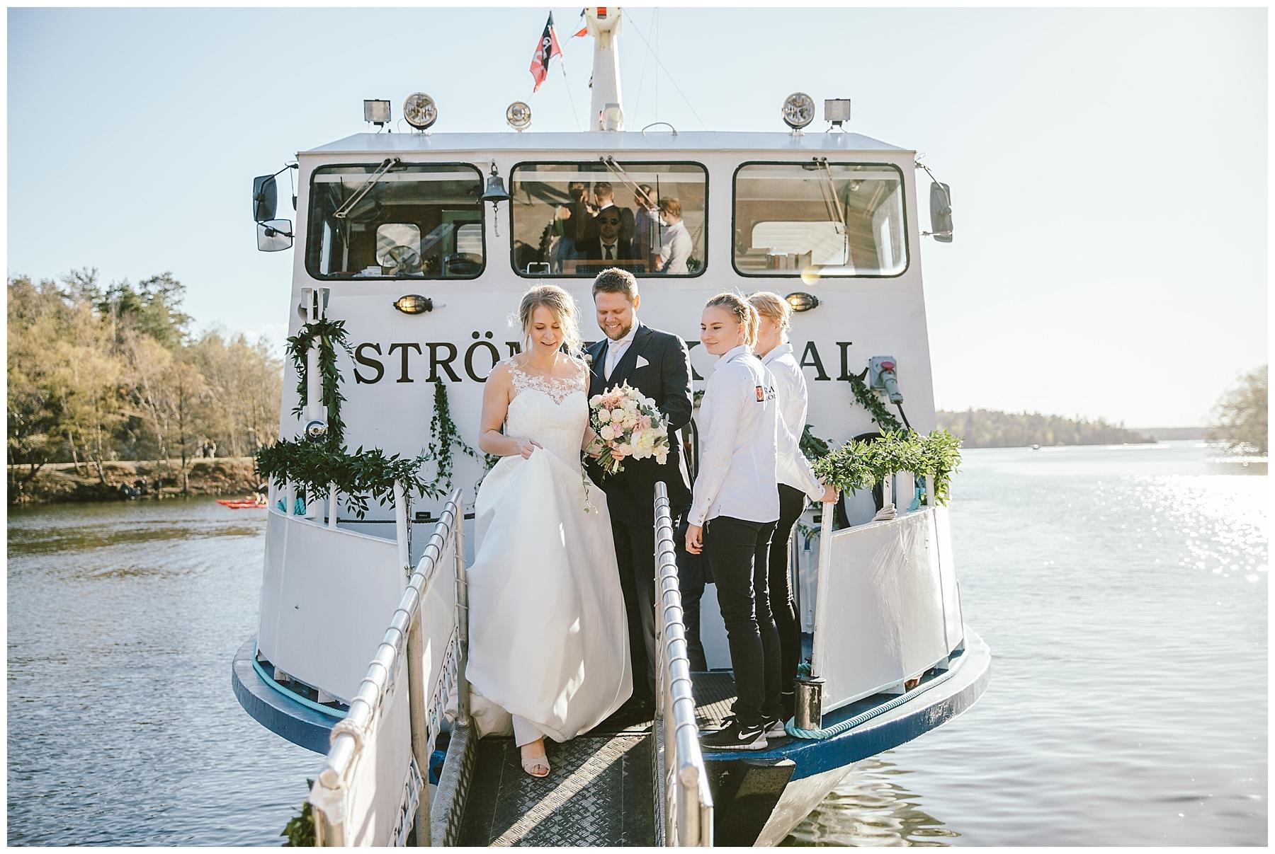 bröllop I NYKÖPING