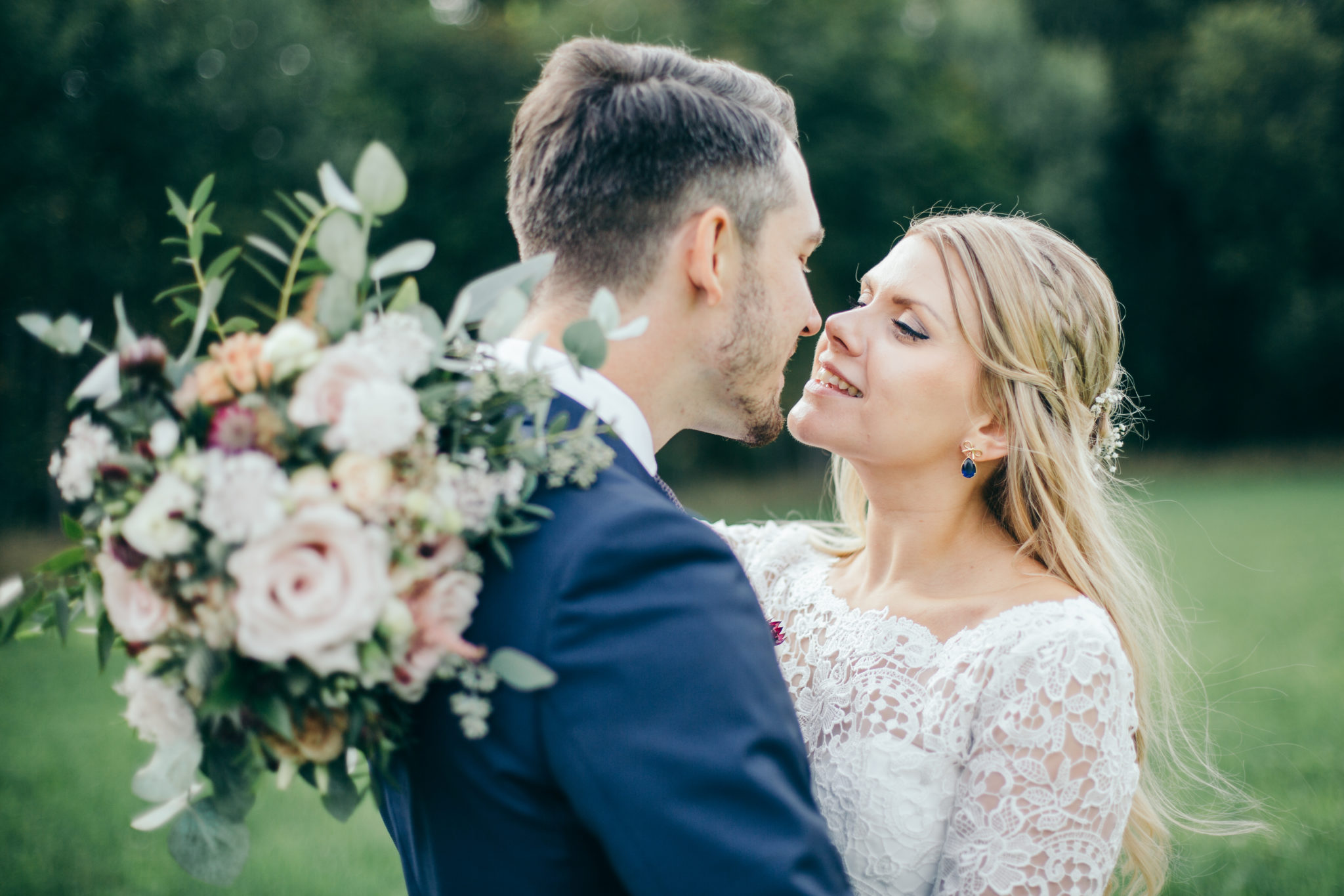 bröllop på Balingsholm